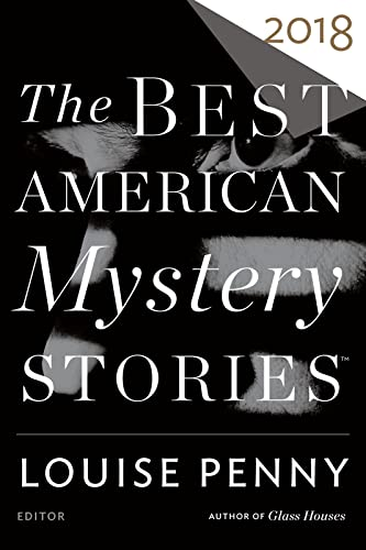 The Best American Mystery Stories 2018 (The Best American Series ®) von Mariner Books
