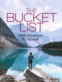 The Bucket List von Rizzoli Us; Universe