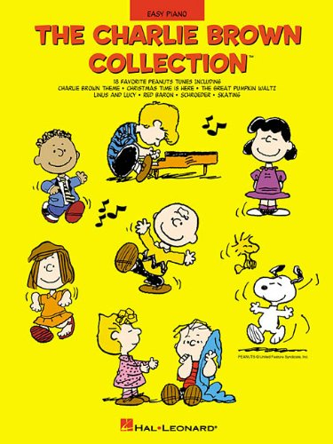 The Charlie Brown Collection(tm) (Easy Piano (Hal Leonard)) von Hal Leonard