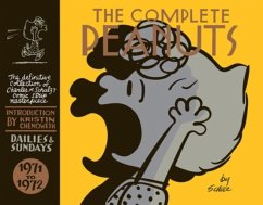 The Complete Peanuts Volume 11: 1971-1972 von Canongate Books Ltd