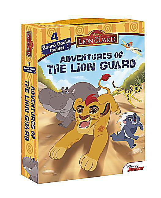 The Lion Guard Adventures of The Lion Guard