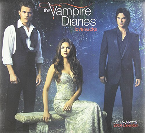 The Vampire Diaries Love Sucks 2014 Calendar von Mead