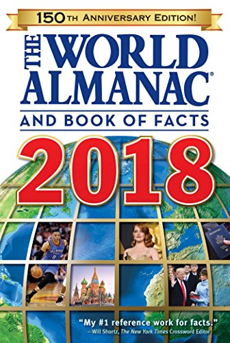The World Almanac and Book of Facts 2018 von World Almanac
