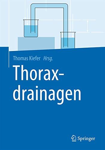 Thoraxdrainagen von Springer