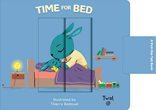 Time for Bed: A Pull-and-Play Book (Pull and Play Books)