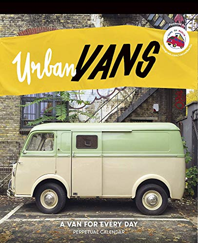Urban Vans: A Van for Every Day (Calendars 2019) von Seltmann + Söhne
