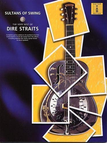 Dire Straits Sultans Of Swing The Very Best Of (TAB): Songbook, Grifftabelle für Gitarre: Sultans of Swing (Very Best of von Hal Leonard Publishing Corporation