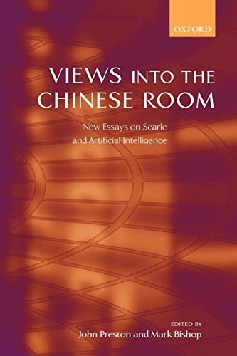 Views into the Chinese Room: New Essays on Searle and Artificial Intelligence von Oxford University Press