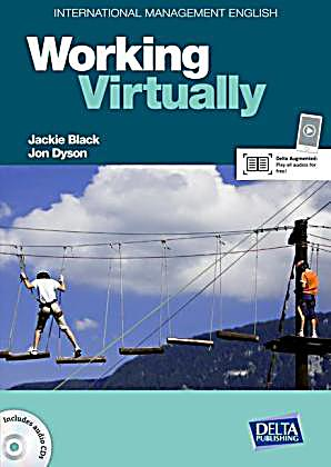 Working Virtually B2-C1, Coursebook with Audio-CD