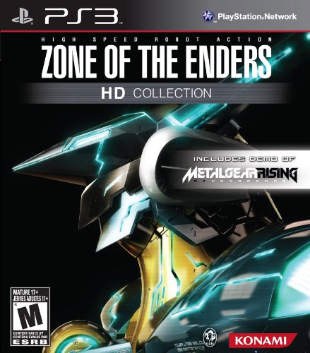 Zone of the Enders - HD Collection [US Import] von Konami