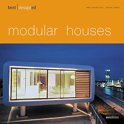 best designed modular houses von AV Edition GmbH / avedition