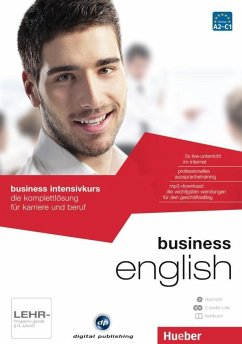 business intensivkurs english von Hueber
