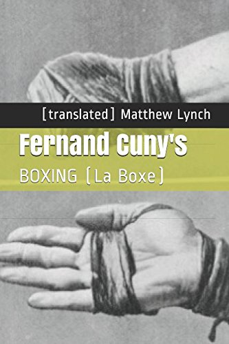 Fernand Cuny's: BOXING (La Boxe) von Independently published